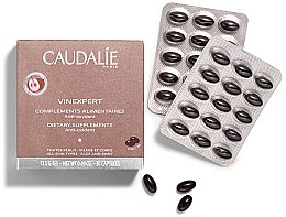 "Духи, Парфюмерия, косметика Биологически активная добавка ""Пищевые антиоксиданты"" - Caudalie Vinexpert Dietary Anti-Oxidant Supplements"