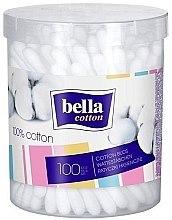 Духи, Парфюмерия, косметика Ватные палочки - Bella (в круглой упаковке)