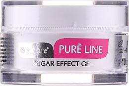 Духи, Парфюмерия, косметика Гель для ногтей - Silcare Pure Line Sugar Effect