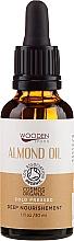 Духи, Парфюмерия, косметика Масло миндаля - Wooden Spoon Almond Oil