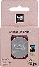 "Духи, Парфюмерия, косметика Бальзам для губ ""Абрикос"" - Fair Squared Lip Balm Apricot"