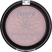 Духи, Парфюмерия, косметика Хайлайтер для лица - Lavera Natural Glow Highlighter