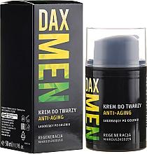 Духи, Парфюмерия, косметика Увлажняющий крем против морщин для мужчин - DAX Men