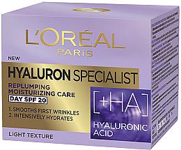 Духи, Парфюмерия, косметика Дневной крем для лица SPF20 - L'Oreal Paris Skin Expert