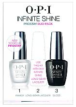 Духи, Парфюмерия, косметика Набор, IST10+IST30 - O.P.I Infinite Shine Duo Pack
