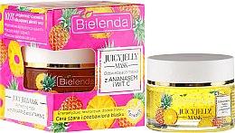 Духи, Парфюмерия, косметика Маска для лица с ананасом и витамином C - Bielenda Juicy Jelly Mask