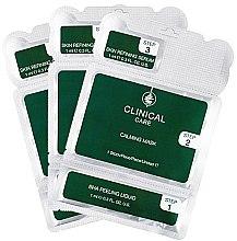 Духи, Парфюмерия, косметика Процедурный набор - Klapp Clinical Care 3 Step Home Peeling Treatment