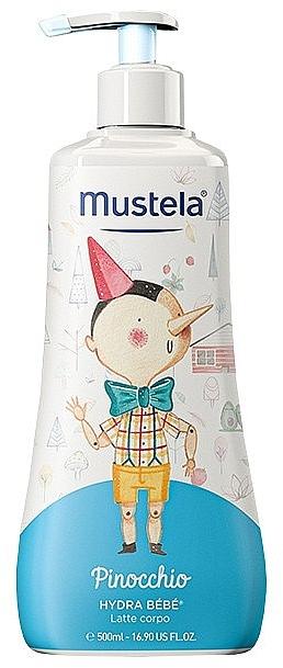 "Молочко для тела ""Пиноккио"" - Mustela Hydra Baby Body Milk — фото N1"