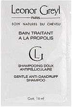 Духи, Парфюмерия, косметика Мягкий шампунь против перхоти - Leonor Greyl Bain Traitant a la Propolis (пробник)