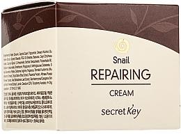 Духи, Парфюмерия, косметика Крем для лица - Secret Key Snail + EGF Repairing Cream