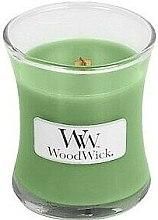 Духи, Парфюмерия, косметика Ароматическая свеча в стакане - WoodWick Candle Hemp And Ivy
