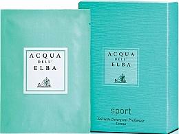 Духи, Парфюмерия, косметика Acqua Dell Elba Sport - Парфюмированные салфетки