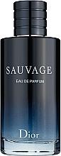 Духи, Парфюмерия, косметика Christian Dior Sauvage Eau de Parfum - Парфюмированная вода