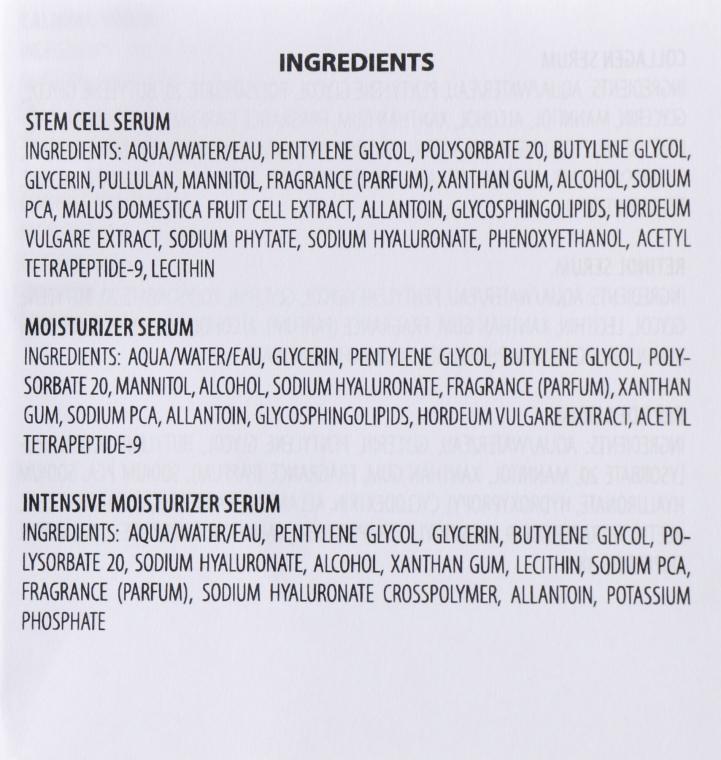 """Бустер-сыворотка для лица """"Интенсивное увлажнение"""" - Klapp Skin Intense Moisturizer Serum — фото N3"""