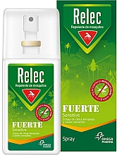 Духи, Парфюмерия, косметика Спрей-репеллент от комаров - Relec Fuerte Sensitive Spray