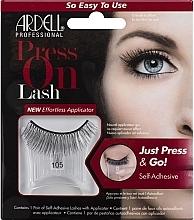Духи, Парфюмерия, косметика Накладные ресницы - Ardell Press On Lash 105 Black