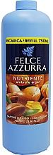 Духи, Парфюмерия, косметика Жидкое мыло - Felce Azzurra Nutriente Amber & Argan (сменный блок)