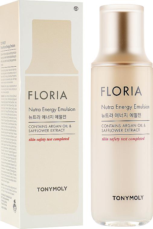 Эмульсия для лица - Tony Moly Floria Nutra-Energy Emulsion — фото N1