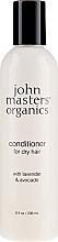 "Духи, Парфюмерия, косметика Кондиционер для сухих волос ""Лаванда и Авокадо"" - John Masters Organics Conditioner For Dry Hair Lavender & Avocado"