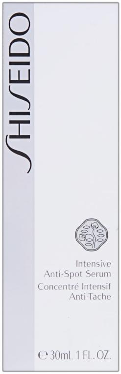 Интенсивная сыворотка для лица против пигментных пятен - Shiseido Intensive Anti-Spot Serum — фото N2