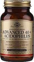 Духи, Парфюмерия, косметика Пищевая добавка для поддержания кишечной флоры - Solgar Advanced 40+ Acidophilus