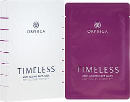 Духи, Парфюмерия, косметика Антивозрастная маска для лица - Orphica Timeless Anti-Ageing Face Mask
