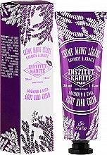 Духи, Парфюмерия, косметика Крем для рук - Institut Karite So Fairy Light Hand Cream Lavender