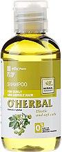 Духи, Парфюмерия, косметика Шампунь для вьющихся и непослушных волос с экстрактом хмеля - O'Herbal