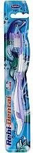 Духи, Парфюмерия, косметика Детская зубная щетка Rebi-Dental M16, мягкая, фиолетовая - Mattes