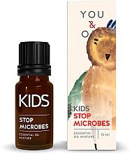 Духи, Парфюмерия, косметика Смесь эфирных масел для детей - You & Oil KI Kids-Stop Microbes Essential Oil Mixture For Kids