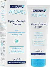 Духи, Парфюмерия, косметика Увлажняющий крем для лица и тела - Novaclear Atopis Hydro-Control Cream