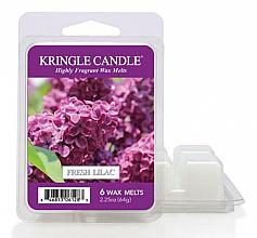 Духи, Парфюмерия, косметика Ароматический воск - Kringle Candle Wax Melt Fresh Lilac
