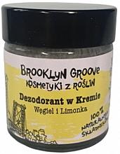 Духи, Парфюмерия, косметика Дезодорант-крем с ароматом лайма и апельсина - Brooklyn Groove Deodorant Cream