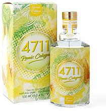 Духи, Парфюмерия, косметика Maurer & Wirtz 4711 Remix Cologne Lemon - Одеколон