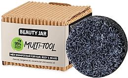 Духи, Парфюмерия, косметика Мужской шампунь для волос, тела и бороды - Beauty Jar Multi-Tool Men Shampoo Bar For Hair, Body & Beard
