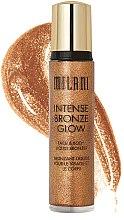 Духи, Парфюмерия, косметика Жидкий бронзер для тела - Milani Intense Bronze Glow Face & Body Liquid Bronzer