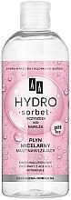 Духи, Парфюмерия, косметика Увлажняющая мицеллярная вода - AA Hydro Sorbet Micellar Lotion