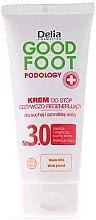 Духи, Парфюмерия, косметика Крем для стоп питательно-восстанавливающий - Delia Good Foot Conditioning Regenerating Foot Cream