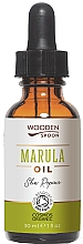 Духи, Парфюмерия, косметика Масло марулы - Wooden Spoon Marula Oil