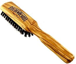Духи, Парфюмерия, косметика Щетка для бороды, 20 см - Golden Beards Beard Brush