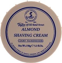 "Духи, Парфюмерия, косметика Крем для бритья ""Миндаль"" - Taylor of Old Bond Street Almond Shaving Cream Bowl"