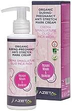 Духи, Парфюмерия, косметика Органический крем от растяжек - Azeta Bio Organic During-Pregnancy Anti Stretch Mark Cream