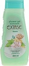 Духи, Парфюмерия, косметика Гель для душа - Extase Flowers Shower Gel