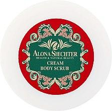 Духи, Парфюмерия, косметика Крем-скраб для тела - Alona Shechter Cream Body Scrub