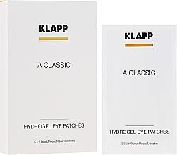 "Духи, Парфюмерия, косметика Патчи для век ""Витамин А"" - Klapp A Classic Eye Care Pads"