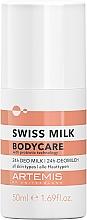 Духи, Парфюмерия, косметика Дезодорант - Artemis Swiss Milk 24h Deo Milk