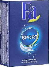 Духи, Парфюмерия, косметика Мыло - Fa Energizing Sport Bar Soap
