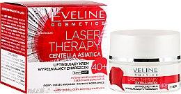 Духи, Парфюмерия, косметика Крем для лица 40+ - Eveline Cosmetics Laser Therapy Centella Asiatica 40+