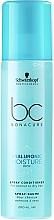 Духи, Парфюмерия, косметика Двухфазный увлажняющий спрей-кондиционер - Schwarzkopf Professional Bonacure Hyaluronic Moisture Kick Spray Conditioner