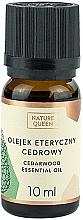 """Духи, Парфюмерия, косметика Эфирное масло """"Кедровое"""" - Nature Queen Essential Oil Cedarwood"""